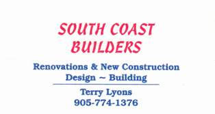 South Coast Builders