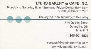 Flyer's Cafe