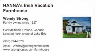 Hanna's Irish Vacation Farmhouse